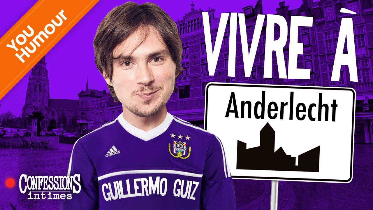 GUILLERMO GUIZ - Vivre à Anderlecht