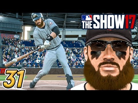 STARKS ON A HOT STREAK! - MLB The Show 17 Road to the Show E