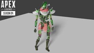 Apex Legends Leaks x Loba Executions x Leaked Revenant Wraith and Lifeline Skins