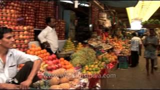 Fruit Market - Mysore, Karnataka