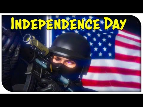GTA 5 Online AWESOME INDEPENDENCE DAY JOBS, FUN RACES & GETTING BANNED LIVE! [GTA V]