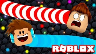 SLITHER. IO no ROBLOX !!