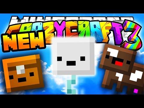 Minecraft Crazy Craft Bg