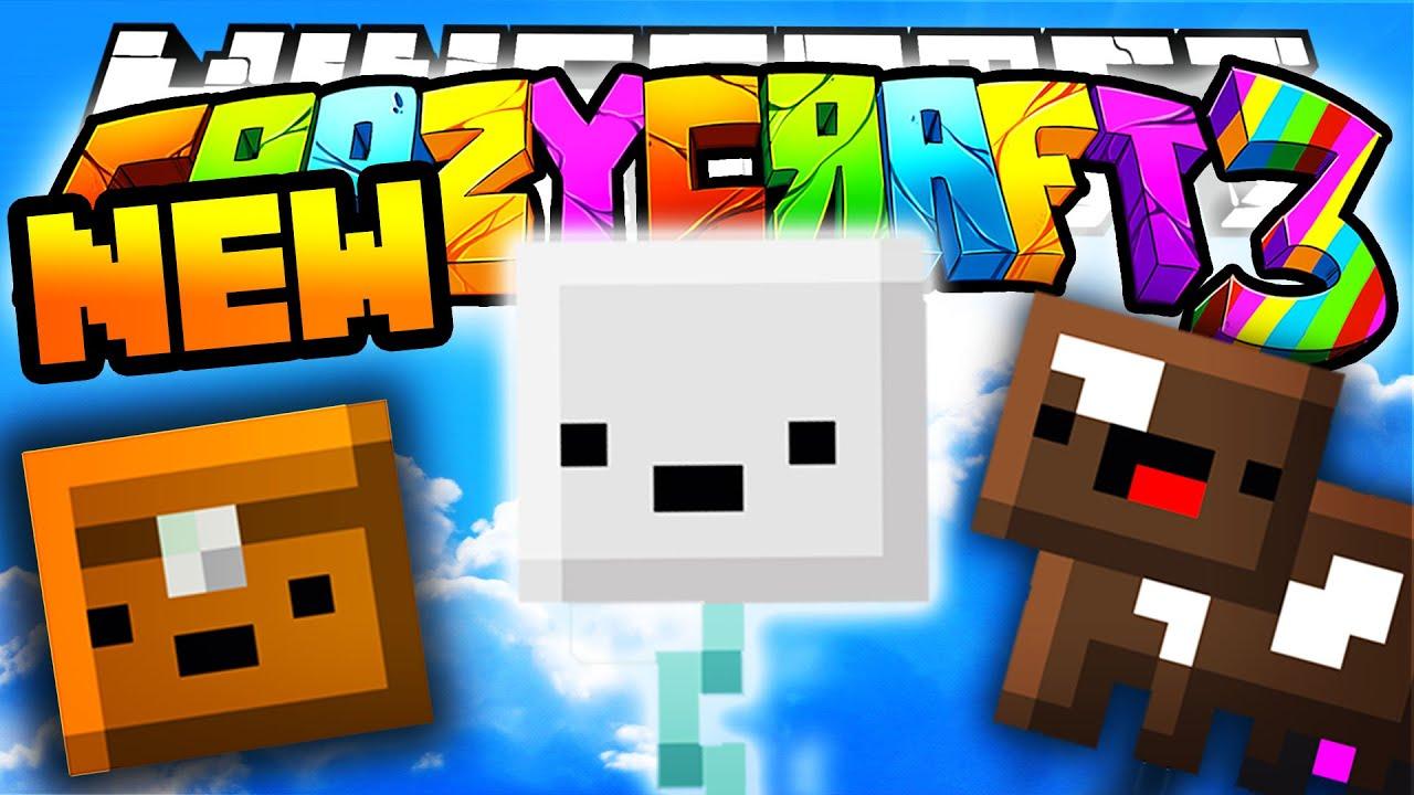 Minecraft crazy craft 3 0 brand new pet inventory pet for Http test voidswrath com modpacks crazy craft 3 0