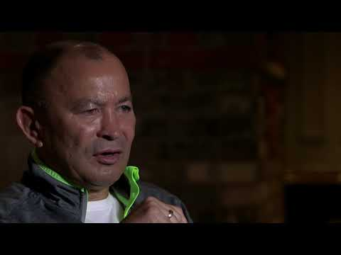 Eddie Jones on squad selection for Samoa
