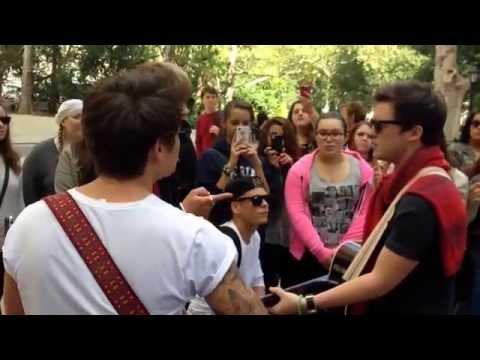Rixton - Thong Song/Superman (Gramercy Park)