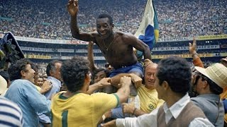 Pelé ● The King Of Football ᴴᴰ | VERY RARE ● Skills & Goals