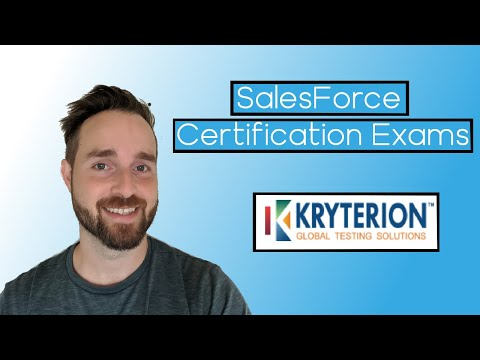 Salesforce Certification Exam - HOW TO SIGN UP