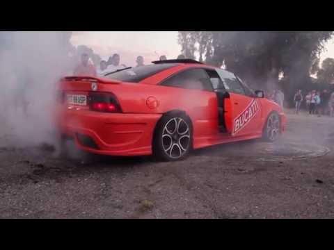 RWD Opel Calibra CT 89 ASP @VIDEOMYTH!