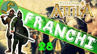 BRITANNIA UNITA - Attila Total War - Gameplay ITA - Franchi - #28