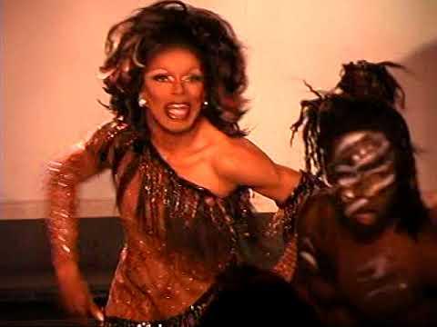 Amaya Mann in preliminary night talent for Miss Gay USofA