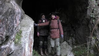 Stahlhelm потрошитель и девушка с лопатой.Сестра,крест и мамонт,что общего между ними... (1часть)