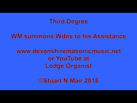 6 WM summons Wdns to his Assistance