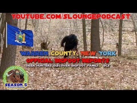 Upstate new York Bigfoot Reports 2017 - SLP539