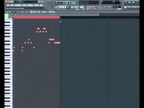 How To Make an R&B Beat: Step by Step | FL Studio 11