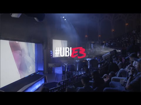 Ubisoft at E3 2016