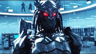 The Predator 2018 - Predator Killer Suit | ALL Predator Kill Scenes [FHD]