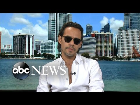 Marc Anthony announces relief effort for Puerto Rico