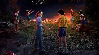 Soundtrack #4 | Cold as Ice | Stranger Things (2019)