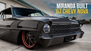 '67 Chevy Nova on e-Level | Miranda Built