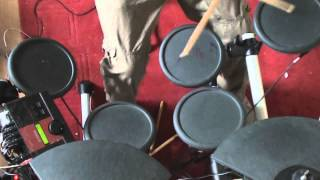 Sungha Jung - Payphone drum play along.