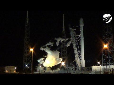 SpaceX Circle of Life  - JCSAT14  - 05-06-2016