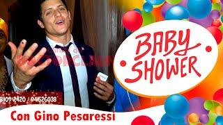 Gino Pesaressi y Mariana Vértiz  Show Baby Shower DOCTOR CLAUN
