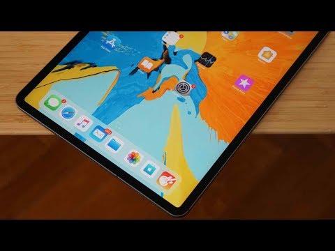 Le nouvel iPad Pro est arriv茅 !