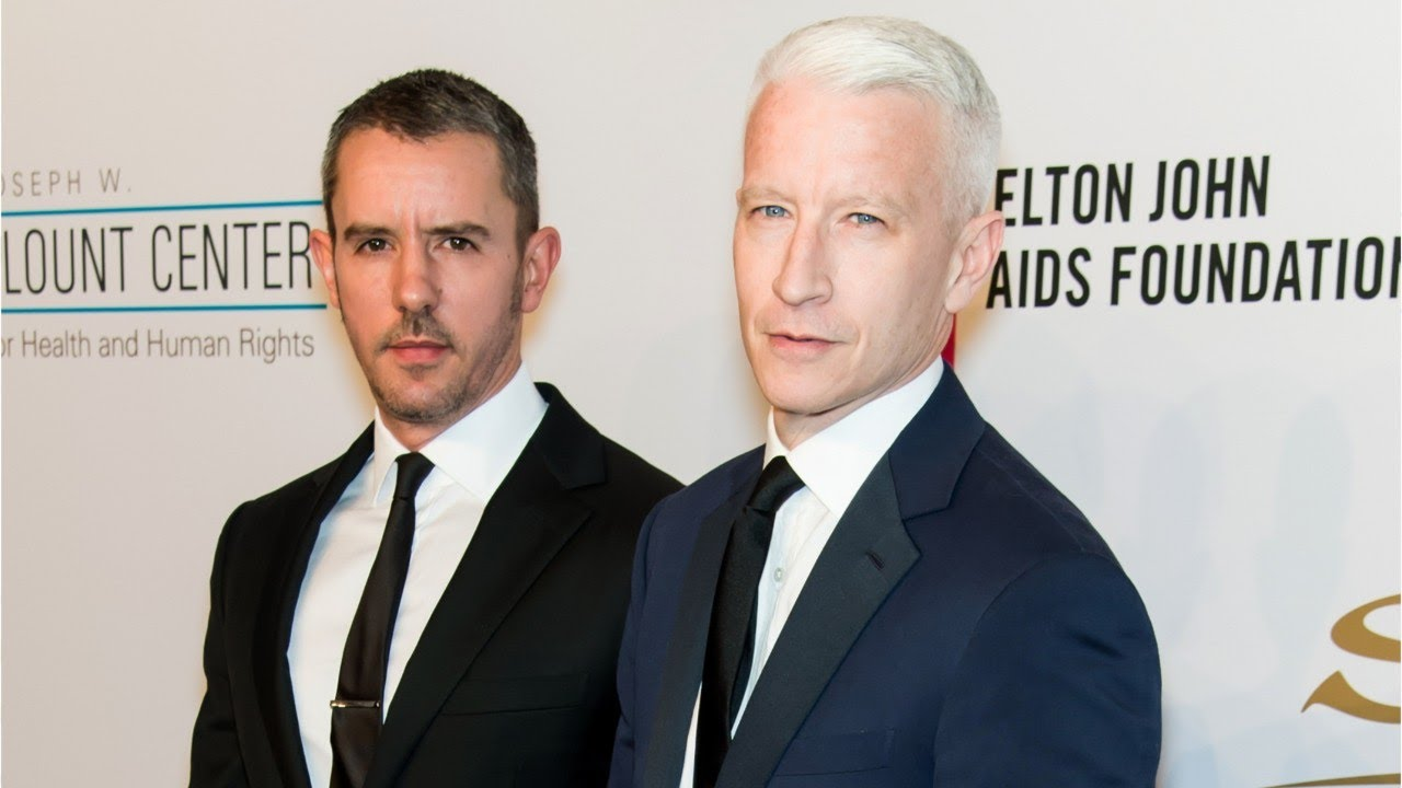 Download Anderson Cooper's Ex To Co-Parent New Son Wyatt