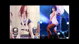 This is arguably the sexiest performance HyunA ever performed on stage