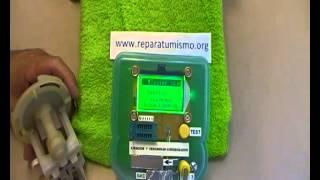 MEDIDA BOBINAS HENRIOS - USO DEL COMPROBADOR MULTICOMPONENTES ESR Meter 12864 LCD
