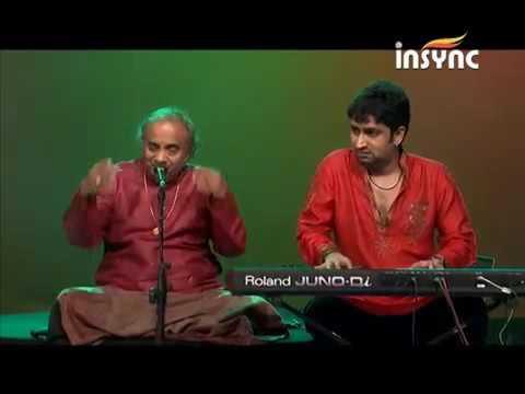 Pandit AjayPohankar & Abhijit Pohankar (keyboard)Thumri