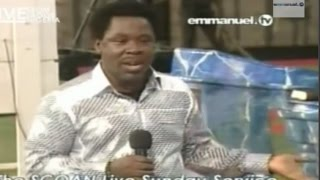SCOAN 24/08/14: TB Joshua At The Altar, Personnal Prophesies & Deliverance, Emmanuel TV
