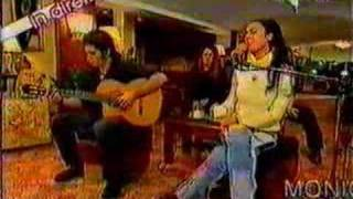 Monica naranjo- inmensidad y perra enamorada en directo