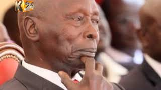 DP Ruto blocked from meeting Rtd President Moi