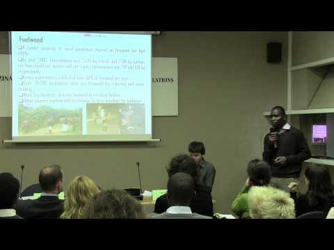 Úskalí a příležitosti obnovitelné energie ve východní Africe - Francis Namu Njoka - 4/5