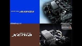 Perbedaan Mesin Avanza dan Mesin Xenia yang Perlu Diketahui