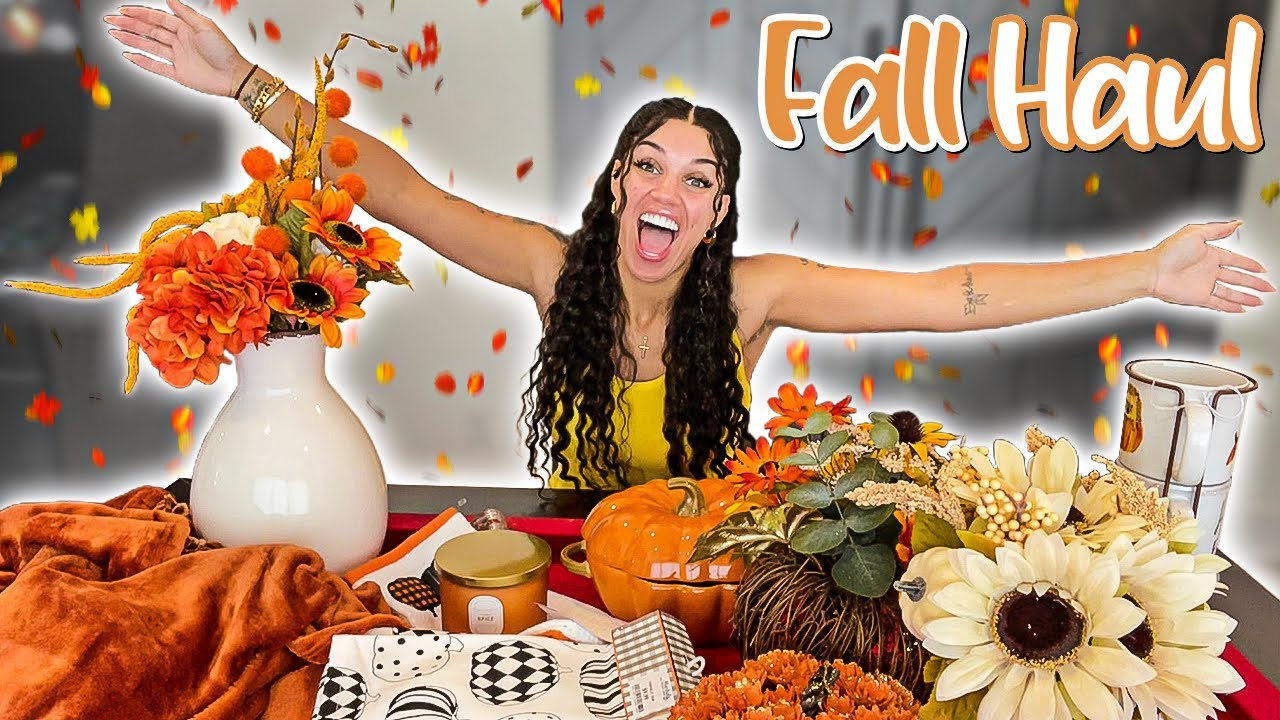 Come Shopping For Fall Decor With Me | 2021