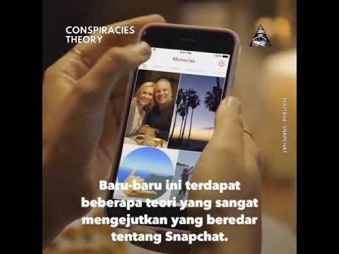 siapa yang suka pakai snapchat-INILAH BAHAYA APLIKASI SNAPCHAT!!
