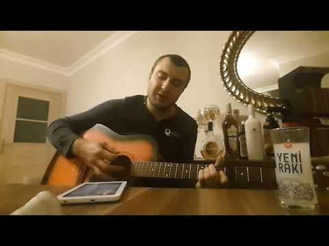 Ahmet kaya beni vur akustik gitar cover