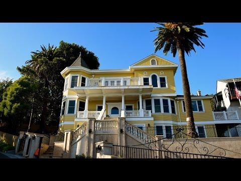 LES PLUS BELLES MAISONS DE SAN FRANCISCO #11