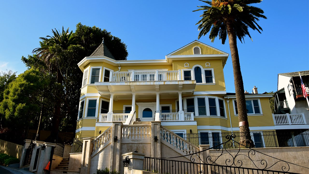 Les plus belles maisons de san francisco 11 youtube for La maison monde