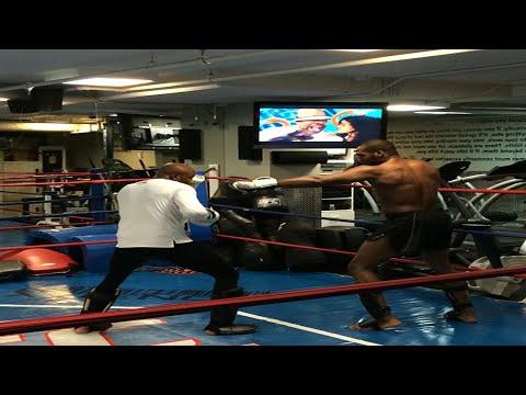 Jon Jones spars Anderson Silva at UFC offices- Fight Hub TV News Brief