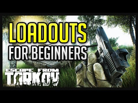 Escape from Tarkov - Raid Loadout Guide for Beginners