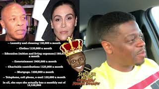 Shuler King - Dr Dre's Ex Wants 2Million A Month!!!
