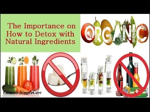 How To Detox – Cleanse Diet – Liquid Diet and Fasting Tips