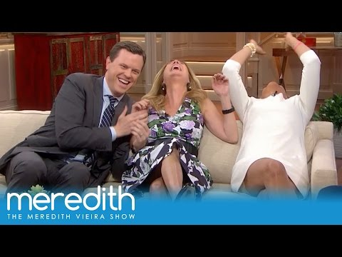 Download Youtube: Hoda, Kathie Lee, And Willie Geist Get Payback With Regis | The Meredith Vieira Show