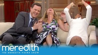 connectYoutube - Hoda, Kathie Lee, And Willie Geist Get Payback With Regis | The Meredith Vieira Show