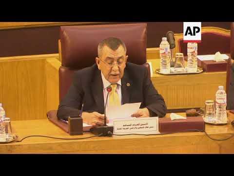 Arab ambassadors meet to discuss Gaza-Israel situation