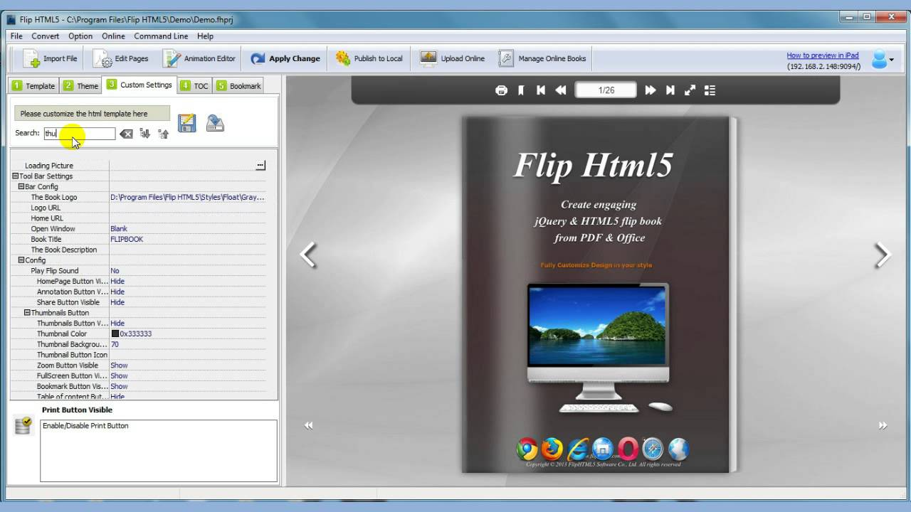Is there any good Free PDF to HTML5 Flipbook converters